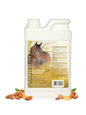 Horse Of The World Conditioner Pearl /1L