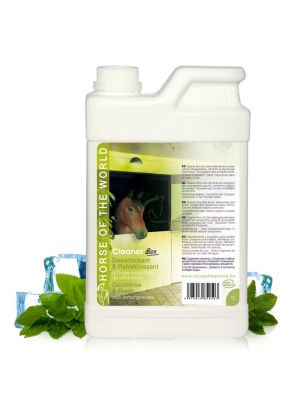 Horse Of The World Cleaner Box 1L