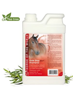 Horse of the world Gale Stop Pearl Shampoo 1 L
