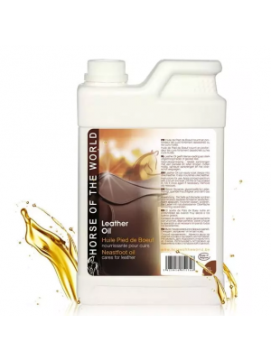 Horse Of The World Leather Oil 1L