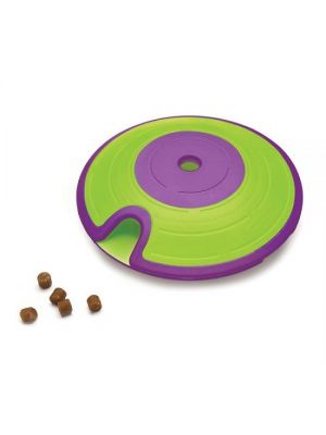 Hondenspeelgoed Nina Ottosson Dog Treat Maze Paars / Lime