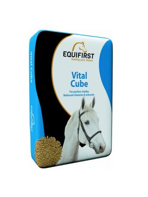 EquiFirst Vital Cube Paardenvoer 20 kg