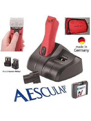 Aesculap Draadloze Tondeuse Fav5 CL GT 306 + 1,5mm + Extra Accu + Oplader