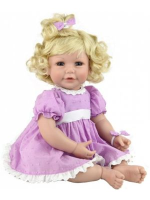 Toddler Time exclusive Emma 51 cm paars