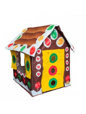speeltent Gingerbread House 60 x 37 x 17 cm