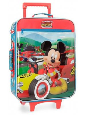 trolley Mickey Mouse junior blauw 25 liter