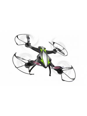 quadrocopter F1X Altitude Flyback 2,4 GHz 42 cm zwart