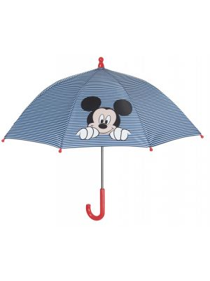 paraplu Mickey Mouse 66 cm junior multicolor