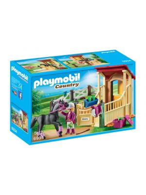 Country Arabier met paardenbox (6934)