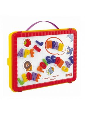 Magnetic magneetletters 2-in-1 65-delig