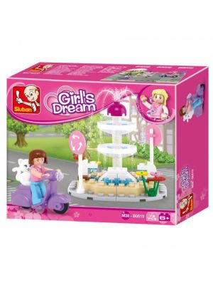 Girls Dream: fontein (M38-B0519)
