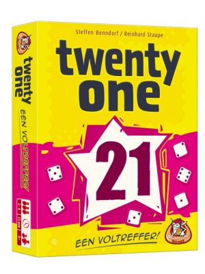 dobbelspel Twenty One (21)