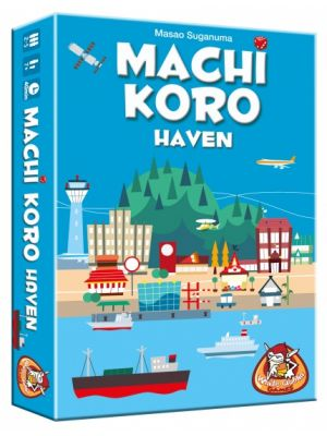 uitbreiding Machi Koro: Haven