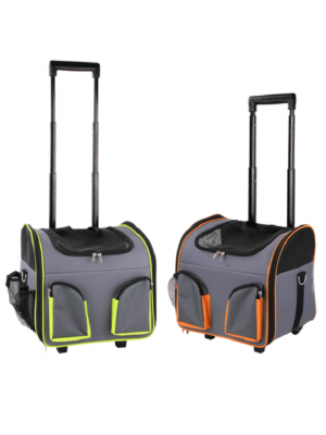 Hondentrolley Pawise Pet Trolley Bag