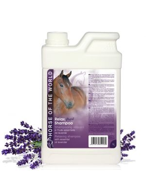 Horse Of The World Relax Paardenshampoo 1L