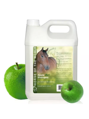 Paardenshampoo Horse of the world – Apple Pearl