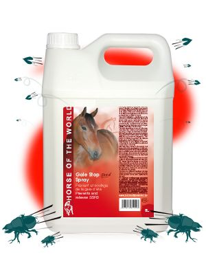 Horse of the world Gale Stop Pearl Shampoo 5 L