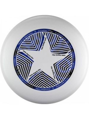 frisbee Ultimate Star 27 cm wit