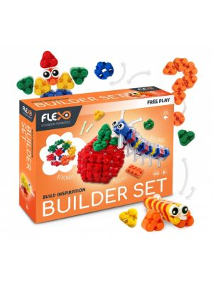 bouwpakket Free Play - Builder junior 408-delig