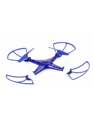 drone Honor 2,4 GHZ blauw