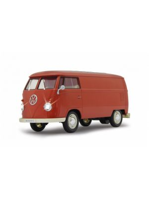 bus RC VW T1 Transporter 2,4 GHz rood 1:16
