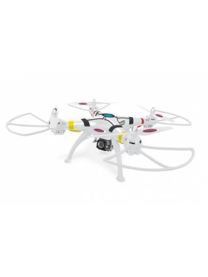 quadrocopter Payload Full HD Flyback 2,4 GHz 62 cm wit
