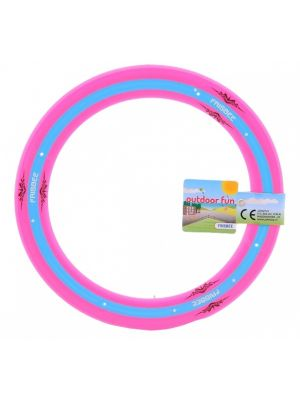 Outdoor Fun frisbee roze