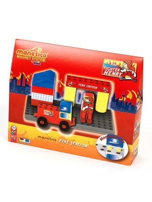 Manetico Fire Station 18-delig
