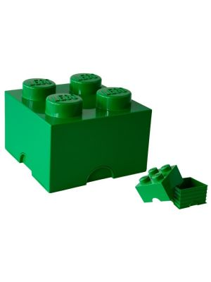 Storage Brick 4 (6L) Groen
