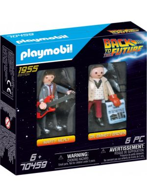 Back to the Future: DuoPack (70459) junior PC 6-delig