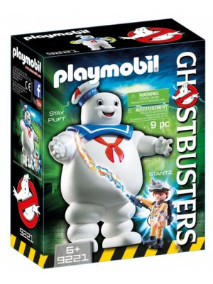 Ghostbusters: Stay Puft Marshmallow Man (9221)