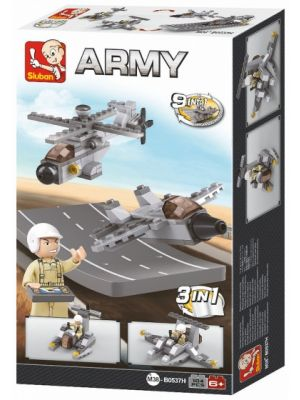 Army: drones 3-in-1 (M38-B0537H)