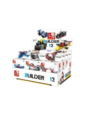 Builder: display 12 vehicles (M38-B0591)