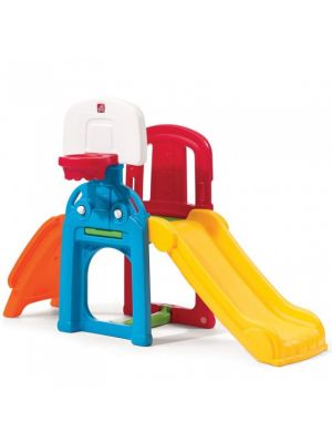speeltoestel Game Time Sports Climber 157 cm multicolor
