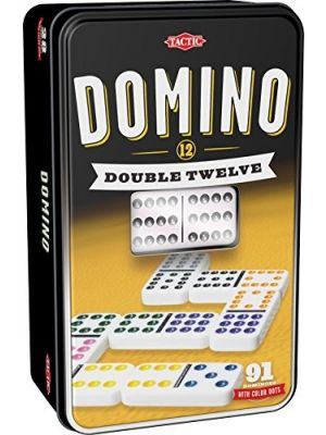Domino spel Double 12