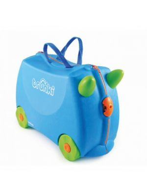 koffer Ride-On Terrance 18L blauw