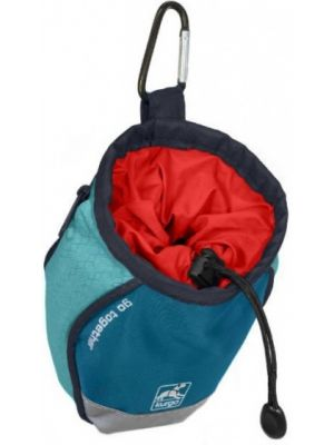 draagbare voercontainer Go Stuff It 19 cm polyester blauw