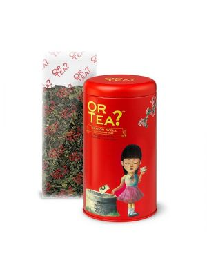Or Tea Dragon Well Groene Thee Osmanthus Los