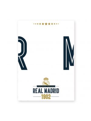 Muursticker Real Madrid Whiteboard