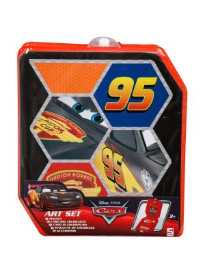 Cars 3 Kleurkoffer