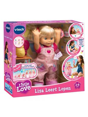 VTech Little Love - Lisa leert Lopen
