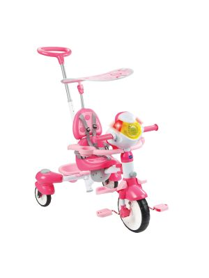 VTech Super Trike 4in1 - Roze