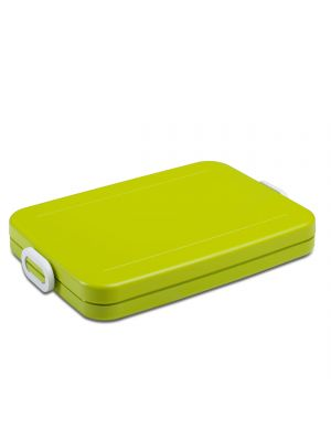 Mepal Lunchbox Take a Break Flat - Lime