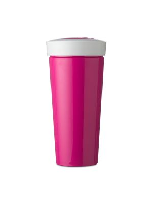 Mepal Beker Take A Break - Pink, 400 ml