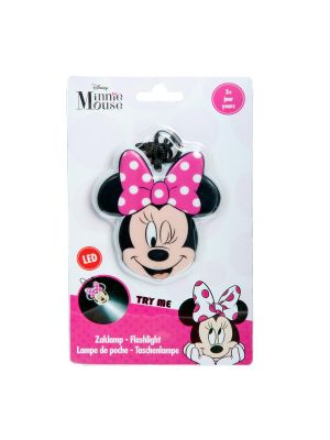 LED Zaklamp - Minnie Mouse