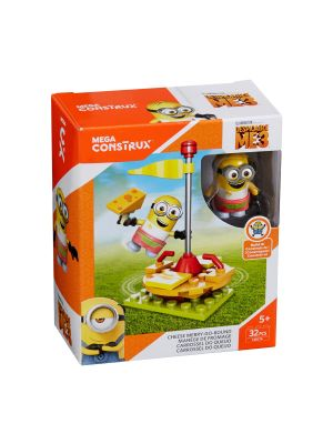 Minions 3 - Cheese Merry Go round