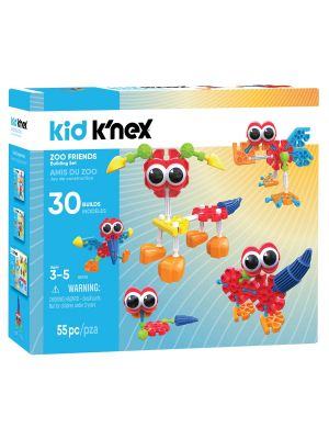 Kid K'Nex Bouwset - Zoo Friends