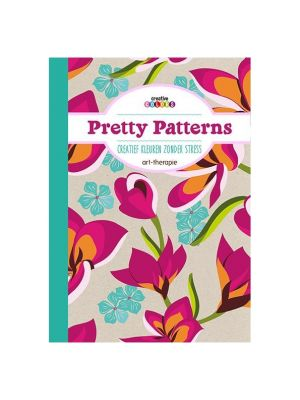 Pretty Patterns art-therapie