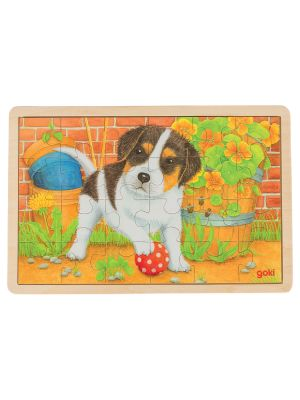 Puzzel Hond, 24st.