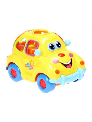 Cartoon Car met Geluid